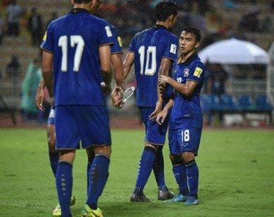 Kết quả vòng loại World Cup 2018 khu vực châu Á (lượt 6)