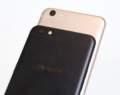 OPPO F3 Plus trình làng với camera selfie góc rộng kỷ lục