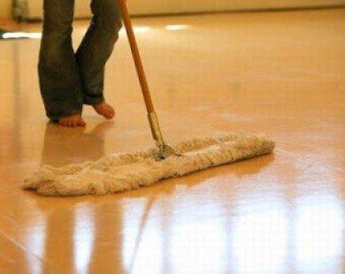 Thời tiết nồm ẩm: Làm gì để nhà luôn khô thoáng?