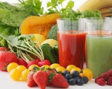 Dinh dưỡng cho người bị viêm họng, viêm amidan dai dẳng