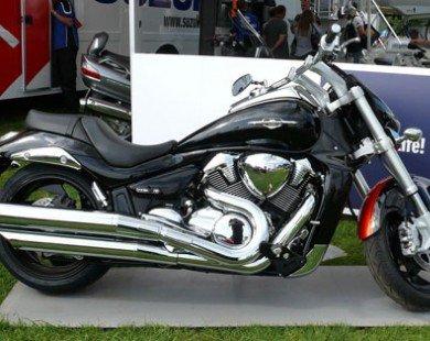 Top 10 xe mô tô sở hữu động cơ phân khối