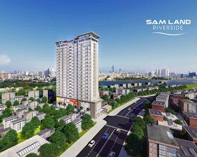 Dự án Samland Riverside chính thức mở bán đợt 2 tiết lộ nhiều tin nóng