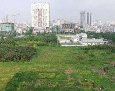 Ban hành hệ số điều chỉnh giá đất năm 2017 tại Hà Nội
