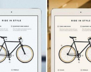 iPhone 8, iPhone 7s và iPhone 7s Plus sẽ có màn hình True Tone như iPad