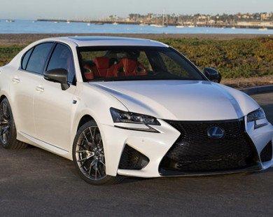 Sedan thể thao Lexus GS sắp bị khai tử vĩnh viễn