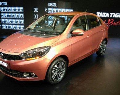 Tata Tigor: Ô tô cực rẻ chỉ 148 triệu đồng