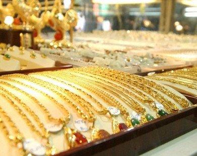 Giá vàng hôm nay 4.4: Vàng trong nước vẫn ngược chiều với thế giới