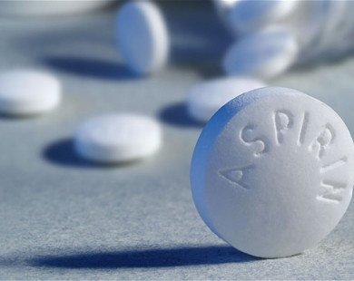Aspirin liều thấp hàng ngày có giúp giảm nguy cơ tử vong do ung thư?