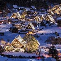 10 ngôi làng cổ thanh bình nhất thế giới