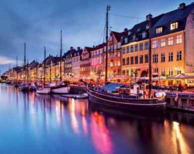 Hoa mắt ở 20 thành phố lòe loẹt nhất thế giới