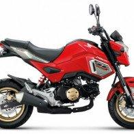 Honda MSX125SF mới giá 46,5 triệu đồng cho giới trẻ