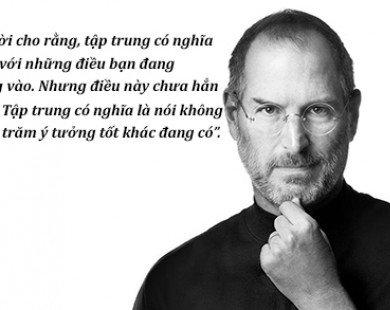11 câu nói của Steve Jobs có thể giúp bạn thành công