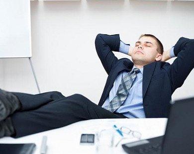 Đối phó với tình trạng stress do công việc
