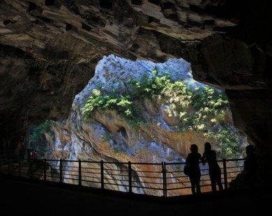 Taroko Gorge - Nơi bầu trời rải màu xanh trên đá
