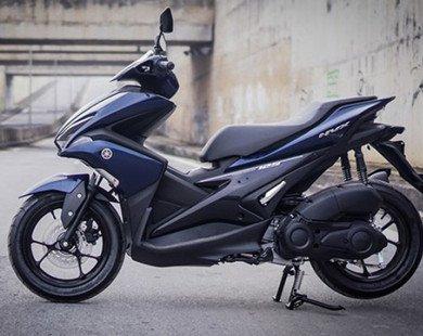 Yamaha NVX 125 bán đúng giá, Honda Air Blade chênh 4 triệu đồng