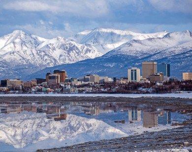 Alaska - vùng đất sở hữu thiên nhiên kỳ diệu của nước Mỹ