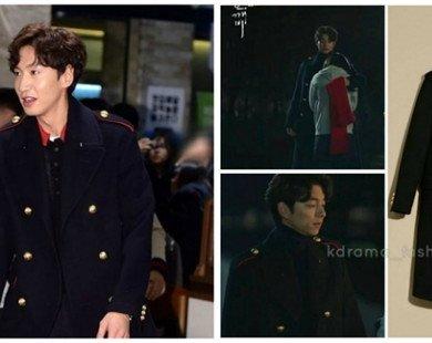 Style 'đụng hàng' thú vị của các nam thần xứ Hàn