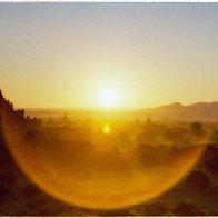 Bagan - thiên đường của mặt trời