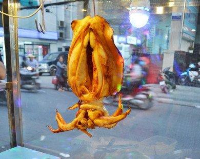 """5 món ăn chơi từ mực thử một lần là nghiện """"ngay tắp lự"""" ở Sài Gòn"""