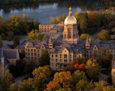 15 trường đại học đẹp nhất thế giới ngỡ như bước ra từ cổ tích