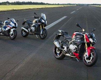 Một loạt mẫu xe mới xủa BMW Motorrad công bố giá