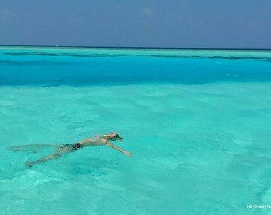 Bí kíp để có chuyến du lịch siêu rẻ ở Maldives của khách Việt