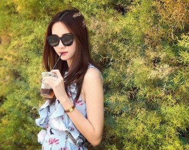 Đặng Thu Thảo: Hoa hậu chuộng thời trang giá rẻ