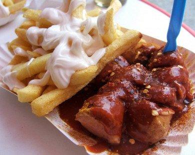 20 món ăn đường phố nên thử ở châu Âu