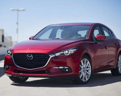 Mazda3 tách tốp khỏi hạng C tại Việt Nam tháng 3/2017