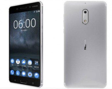 Vừa lên kệ đã cháy hàng cơn sốt mới từ Nokia 6 màu bạc