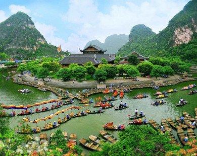 Tưng bừng khai mạc Lễ hội Tràng An Ninh Bình