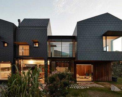 Học cách thiết kế nhà dành cho gia đình đa thế hệ