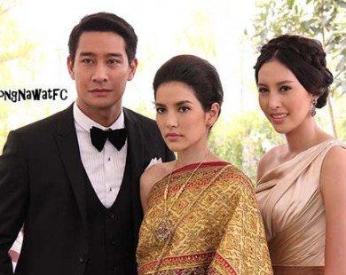 Ma mị chuyện tình tiền kiếp trong phim Thái