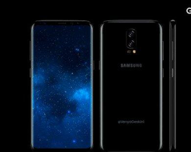 Samsung Galaxy Note 8 màn hình 6,4 inch đẹp mê hồn
