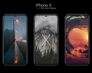 Hot. iPhone 8 lộ bản thiết kế mới nhất