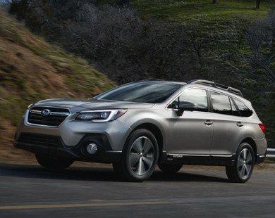 Phiên bản mới Subaru Outback 2018 giá chỉ 602 triệu đồng