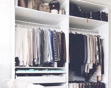 Tủ quần áo nói nên nhiều thứ về bạn