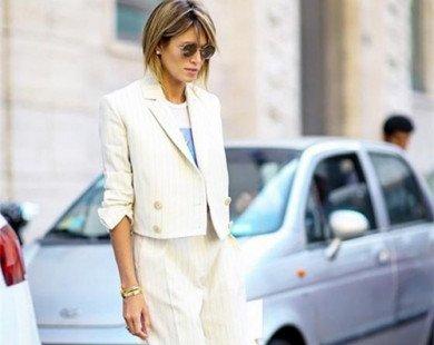 6 kiểu vest giúp nàng công sở trông sành điệu hơn