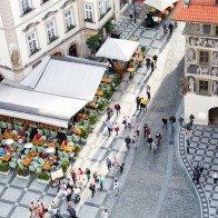 Prague - thành phố tình yêu bước ra từ câu chuyện cổ tích
