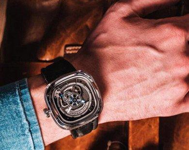 SevenFriday chiếc đồng hồ chẳng giống ai