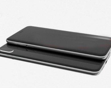 Ngắm iPhone 8 màn hình OLED phẳng, vỏ thép không gỉ