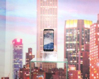 Ngắm Samsung Galaxy S8 vừa ra mắt tại Việt Nam