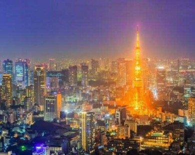 Tokyo xây hàng loạt tòa nhà chọc trời chuẩn bị cho Thế vận hội 2020