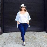 6 lời khuyên giúp nàng đùi to chọn quần jeans hợp dáng, che khuyết điểm