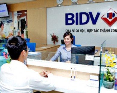 BIDV bỏ ngỏ kế hoạch trả cổ tức bằng tiền mặt