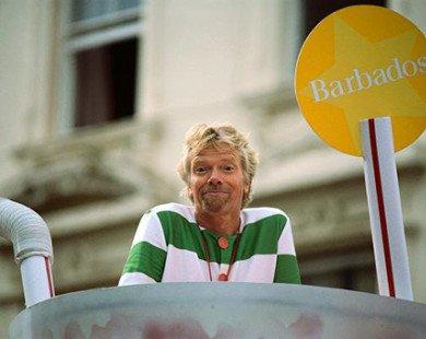 Năm 25 và 50 tuổi Tỷ phú Richard Branson đã nói mình những gì?