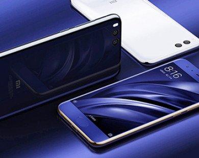 Xiaomi Mi 6 thiết kế cao cấp siêu đẹp, cấu hình khủng