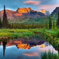 Có một Alaska hoang dã và đẹp phóng khoáng khiến ai cũng ước một lần được đặt chân