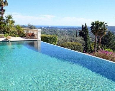 Khám phá những bể bơi vô cực đẹp mê mẩn