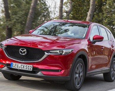 Mazda CX-5 2017 giá cao nhất 760 triệu đồng ở Anh